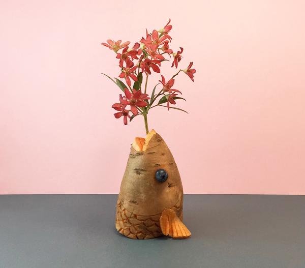 edable vases