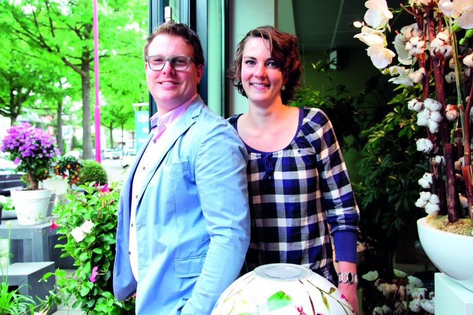 Herco en Diane van Loon