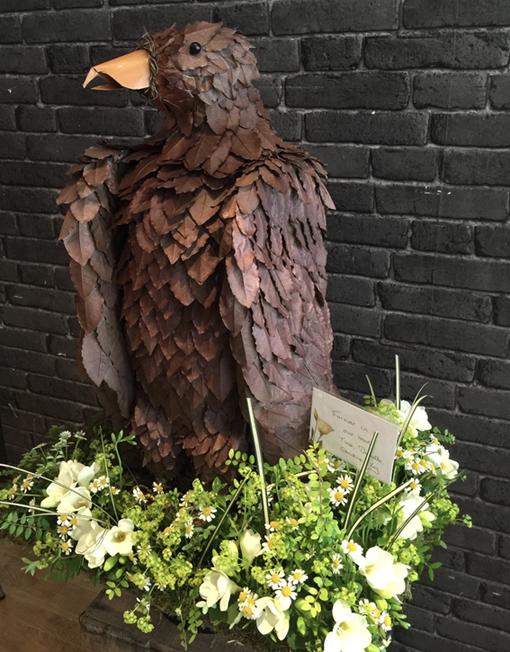 bird design by David Ragg klein