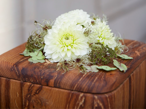 close up urn decoration by Klaus Wagener BLOOMs