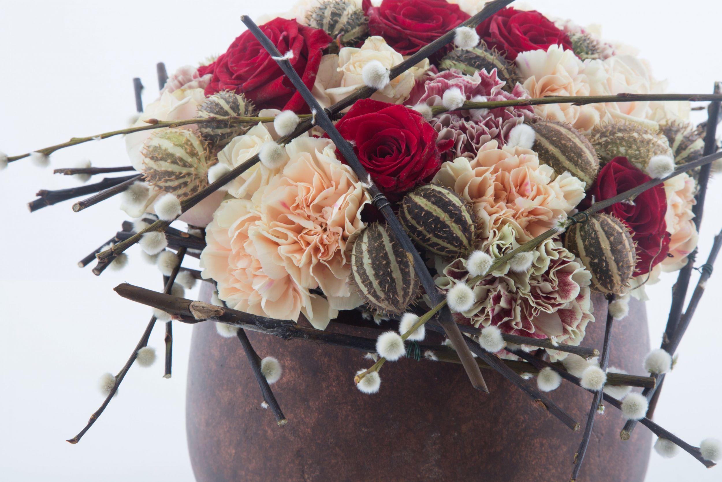 Bloemwerk Voor Valentijnsdag Flower Factor