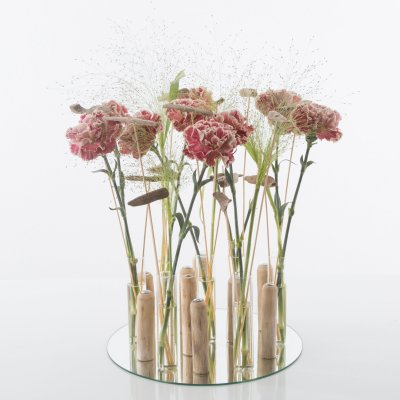 Reflections of Dianthus design