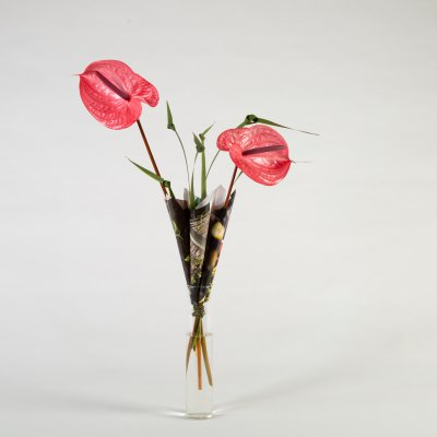 Original Anthurium bouquet