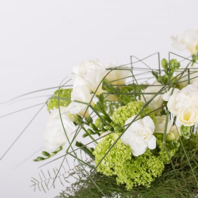 Airy Freesia bouquet