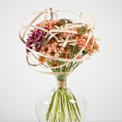 Cool Bouquet with ChrysantheMUMs