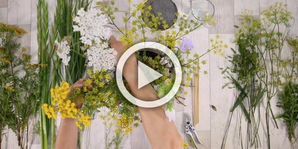 Flower Factor launches online education program 'Floral Design'