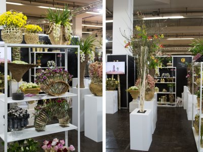 Inspiration at IPM Essen international trade fair