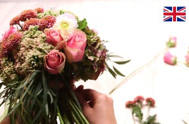 EN | Online education program Floral Design - level 2