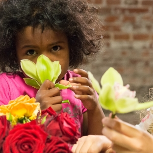 Summer activities for kids in your flowershop